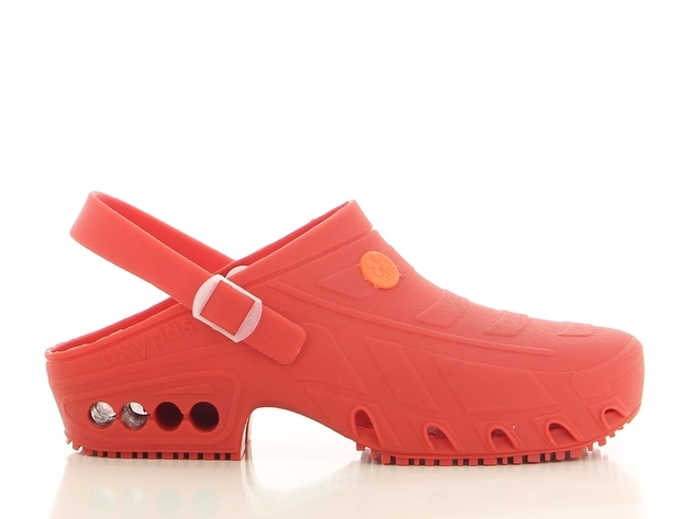 OXYCLOG RED vel. 35/40