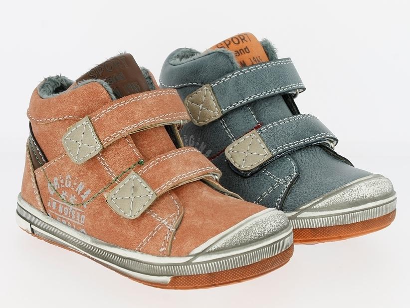 dětská kotníková obuv Magnus 46-0320-T1 56642f5579