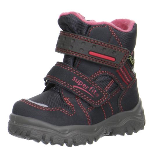 dětská zimní kotníková obuv Superfit 1-00044-06  a3b1ee709e