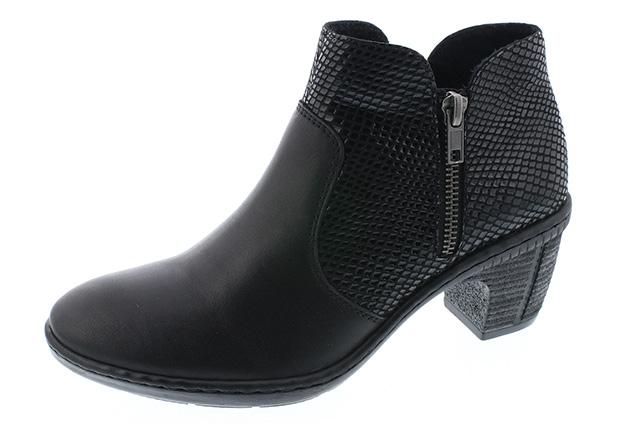dámská kotníková obuv Rieker 50288-00 f0b42c283da