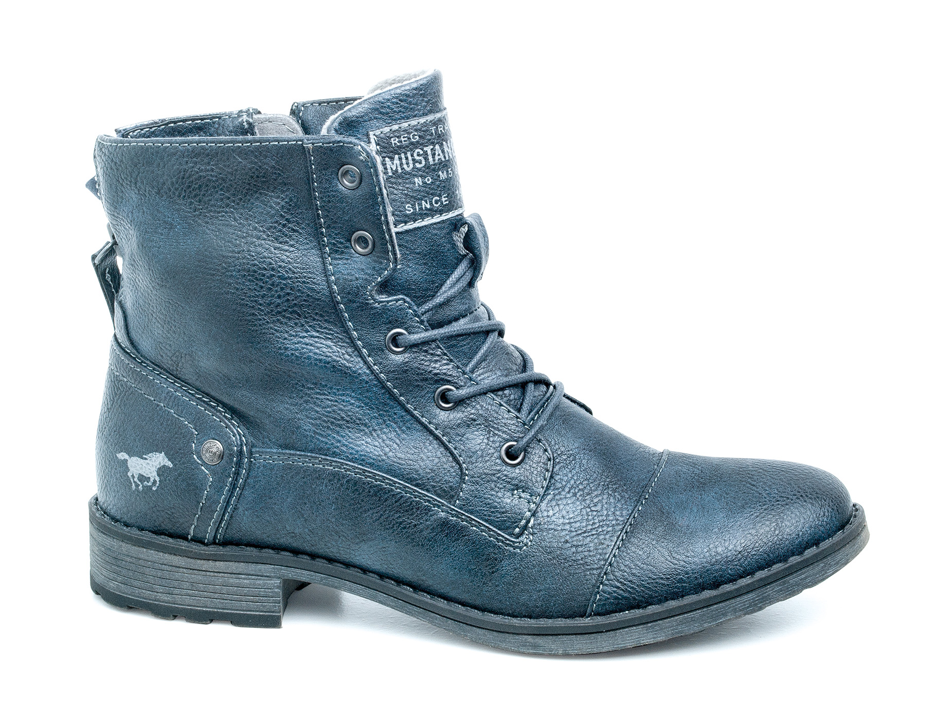 85d0f84872b dámská kotníková obuv Mustang 1265601 820
