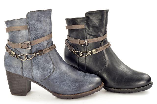 bc5cf6134f8e dámská kotníková obuv 1005816