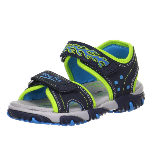 06446ba7bade dětské sandály Superfit 2-00173-81