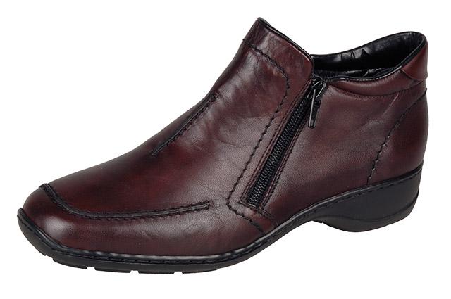 dámská kotníková obuv Rieker 58386-35  2a9e6aa468