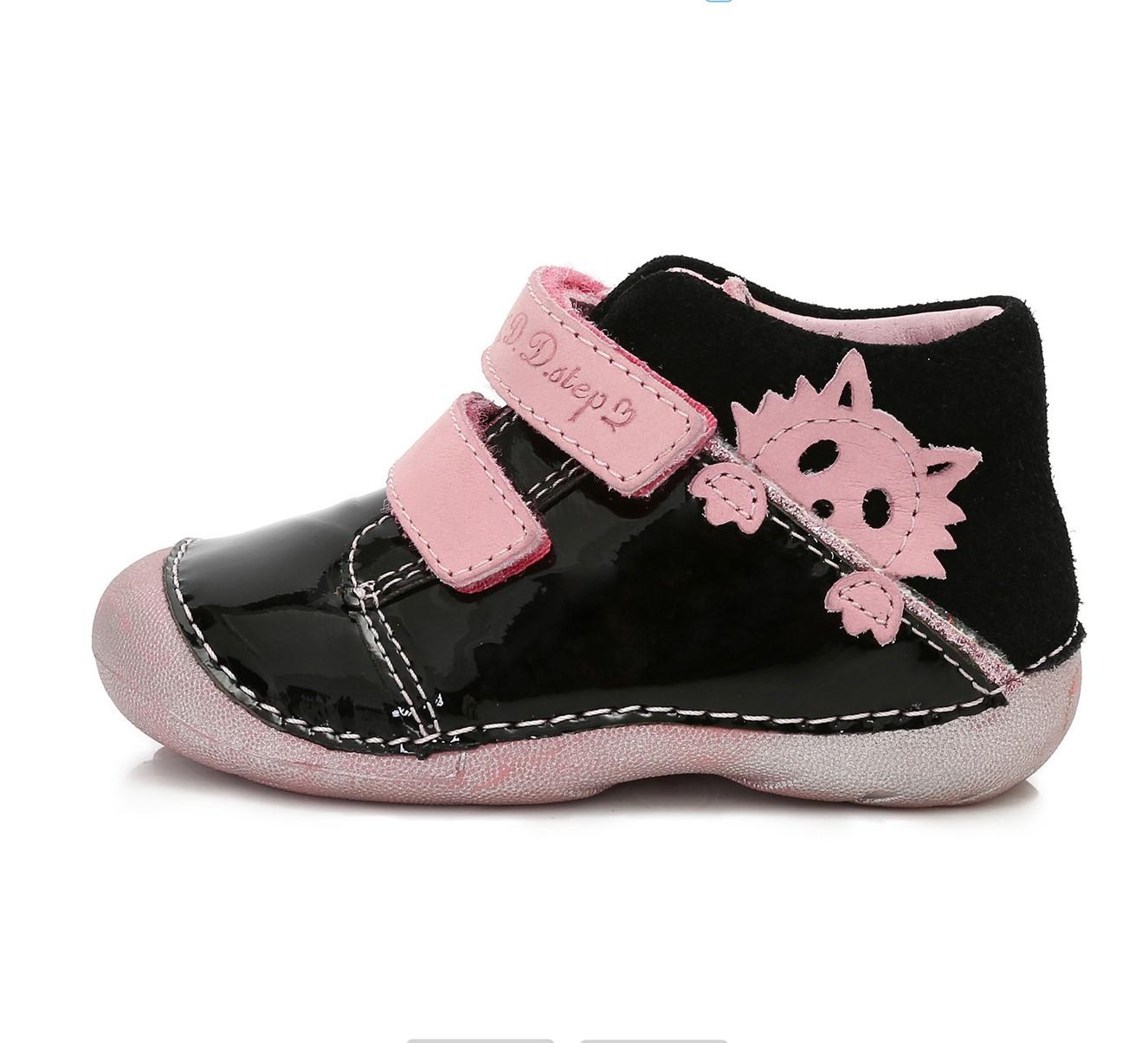76b29d987b59 dětská kotníková obuv DD Step 015-156C