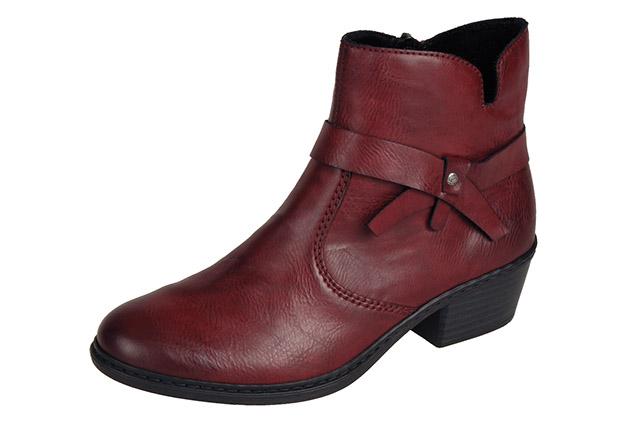 3894f2e4d77b dámská kotníková obuv Rieker 75553-35