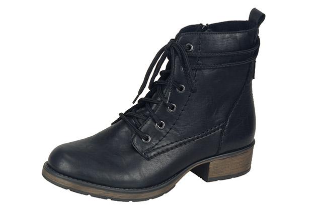 496c3a17376 dámská kotníková obuv Rieker Z9531-00
