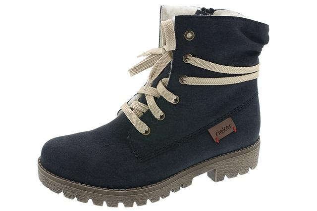 b2208c745f7 dámská kotníková obuv Rieker 78550-14