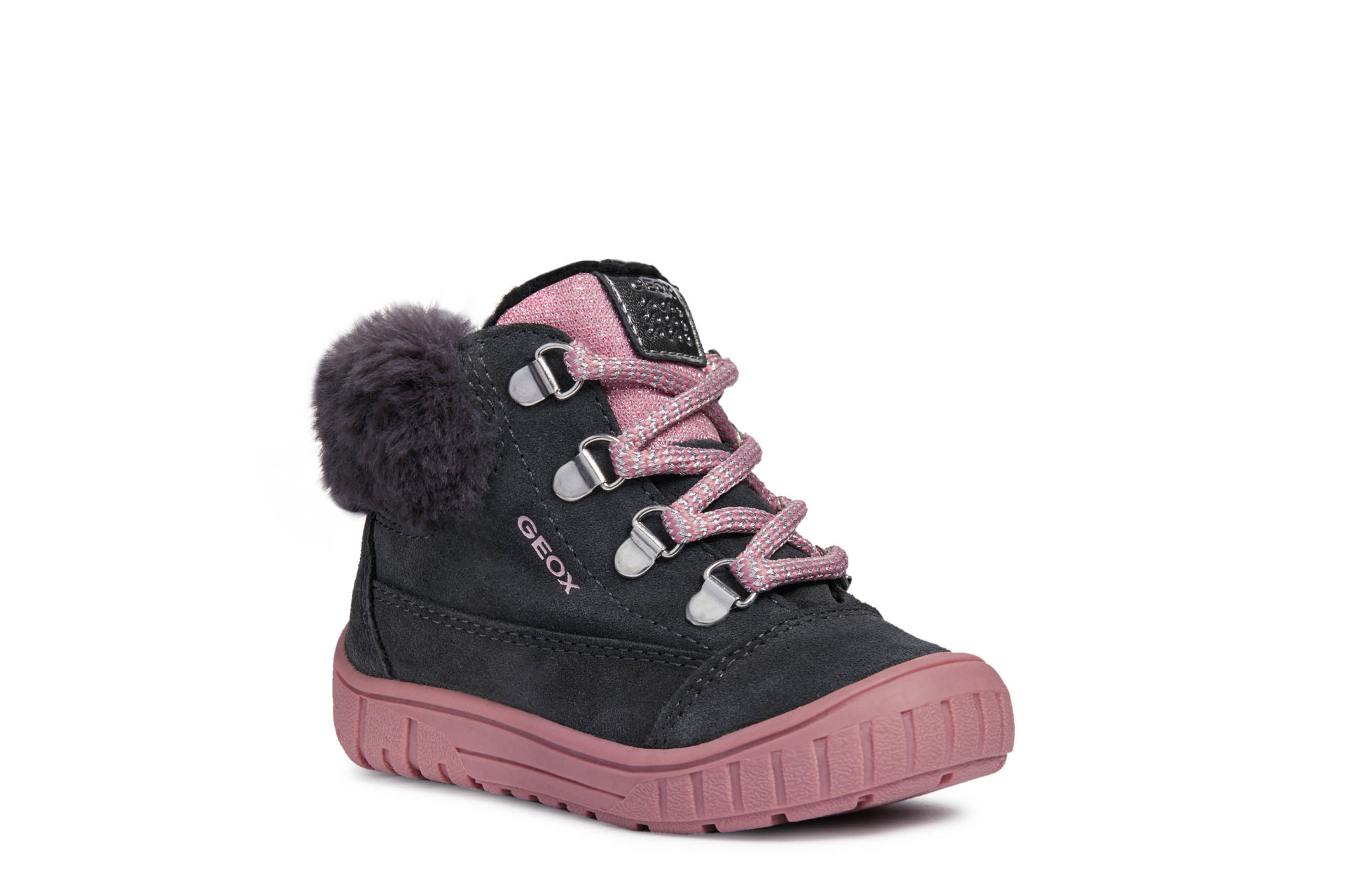 dětská kotníková obuv Geox B842LA C9002 aab6aca6fd