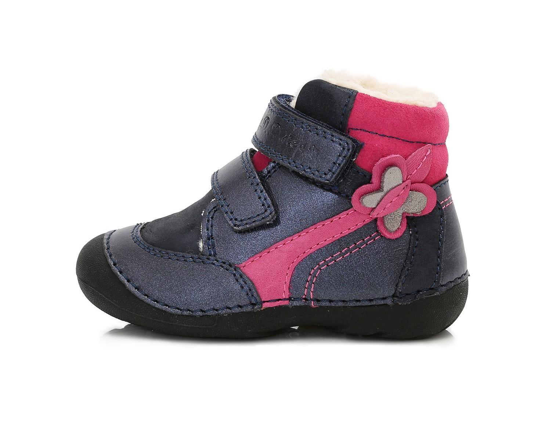 e56680eeb06 dětská zimní obuv DD Step 015-157B