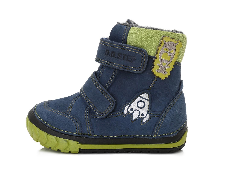 dětská zimní obuv DD Step 029-303B  e952cf1fe0
