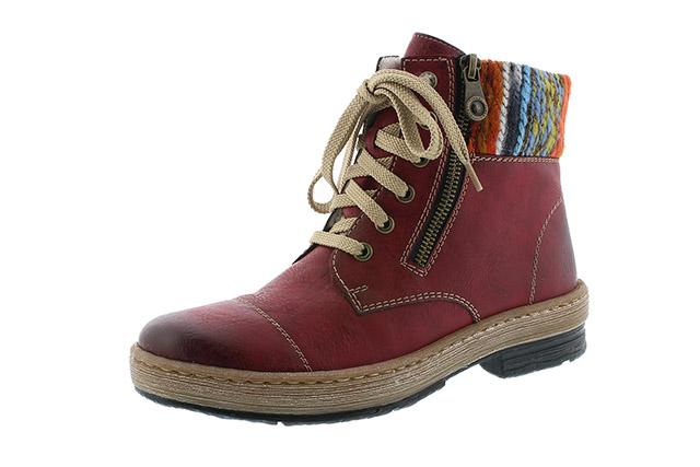 dámská kotníková obuv Rieker Z6721-35 9db81f29774