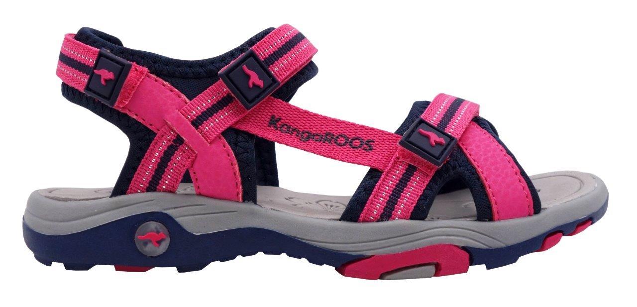 dcd0e1211 dívčí sandály KangaRoos 1021190 | vjobuv | dámská, pánská a dětská obuv