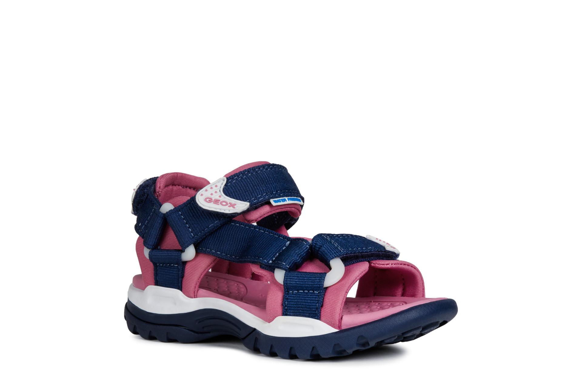 797fe190e dívčí sandály Geox J720WA/C4268 | vjobuv | dámská, pánská a dětská obuv